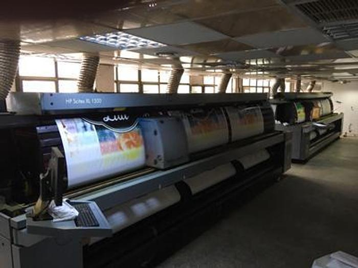 Used 2006 HP Scitex XL 1500