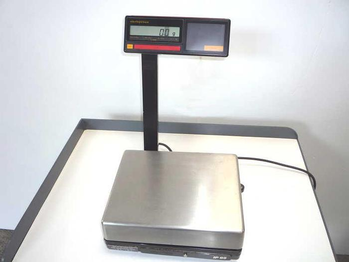 Used R 10029 E - Scale SARTORIUS I-12000-S - Max. 12.1 kg