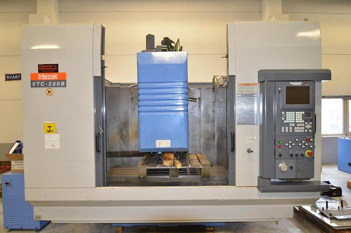 Used MV32 - Mazak  VTC  200 B
