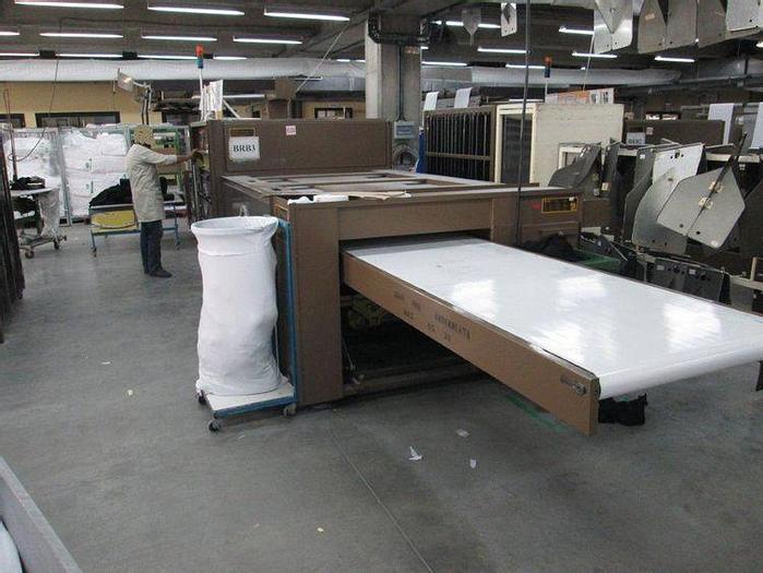Used Bierrebi LTE 208 cutting machine