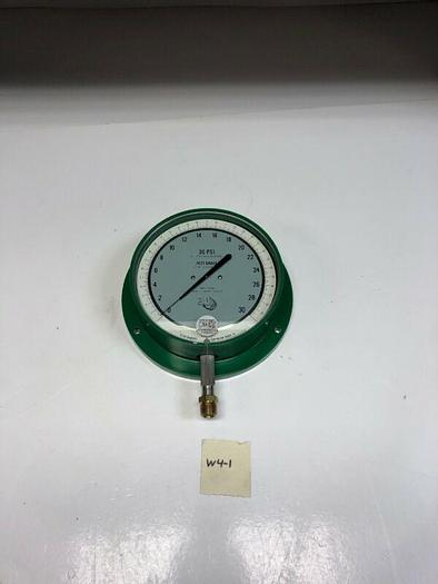 Used 3D Instruments 25545-21B32 30PSI Precision Direct-Drive Gauge