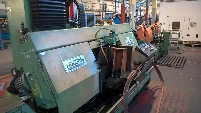 SEGATRICE A NASTRO AUTOMATICA FRIGGI 1 MF 420