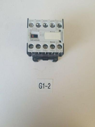Siemens 3Th2040-0Bb4 Contactor 24 Vdc Coil **NEW & FAST SHIPPING**