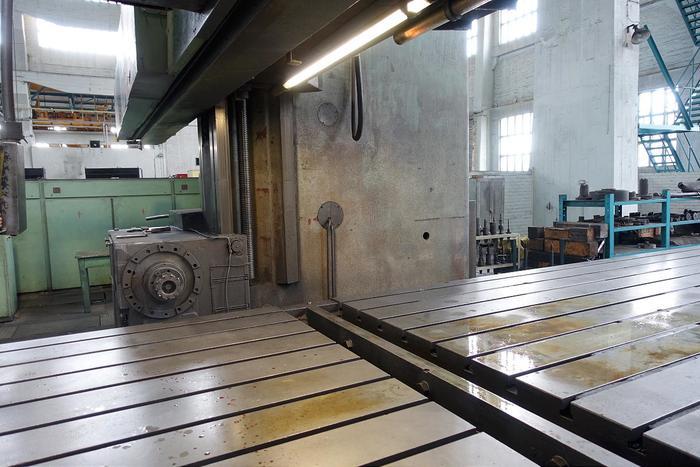 2005 Portal milling machine  EUSTACCHIO  3100X15000