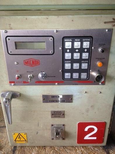 Used 1990 Milnor Dryer Control