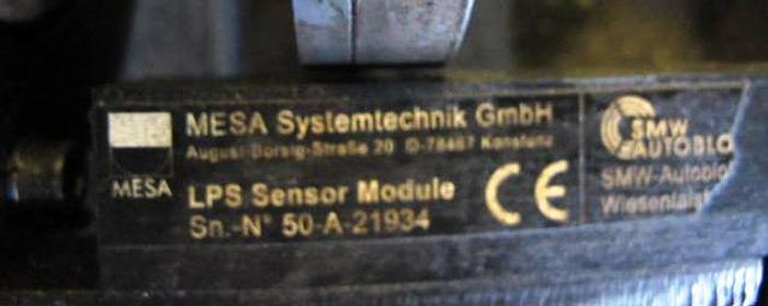 SMW Autoblok Spannzylinder SNS 150 LPS