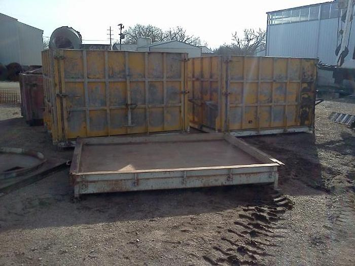 Used Convertible Grease Interceptor Form
