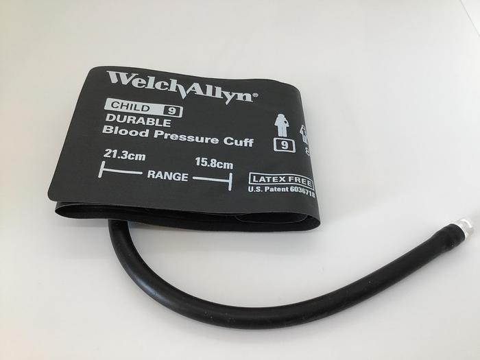 Welch Allyn blood pressure cuff 15.8 - 21.3cm Child 9