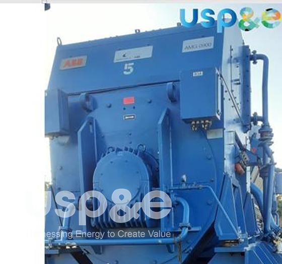 Used 32 MW 2004 Used Wartsila 16V32LN-CR HFO Generator