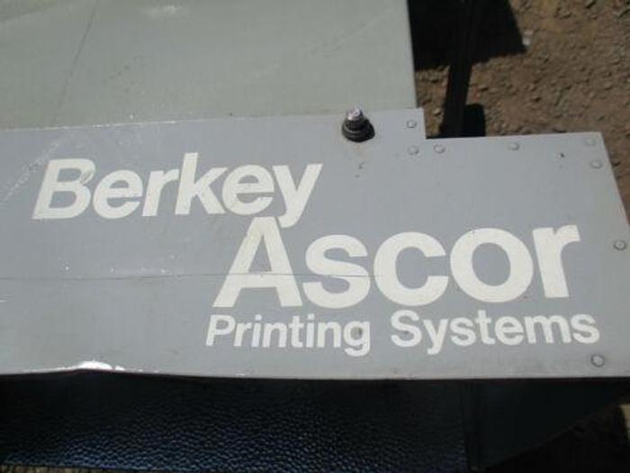 BERKEY ASCOR 1421-40/1422-40