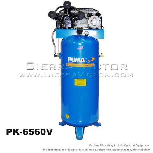 PUMA 5 HP Professional Belt Drive Air Compressor PK-6560V