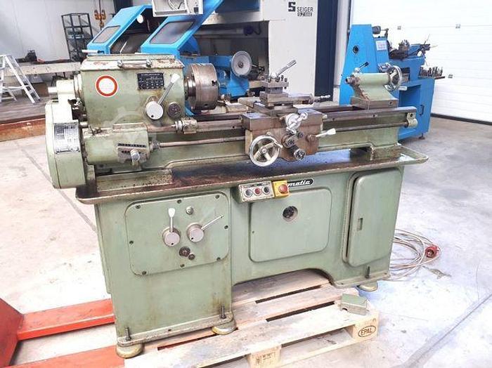 Gebraucht 1980 Mechanikerdrehmaschine Gromatic 260/200 x 700