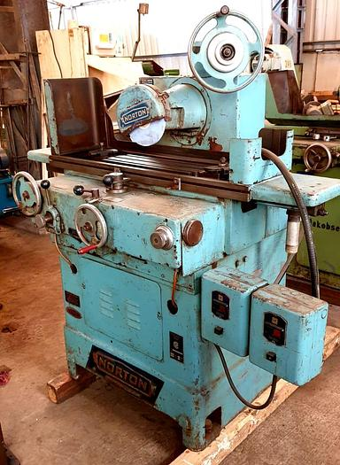 Used Norton Surface Grinding Machine