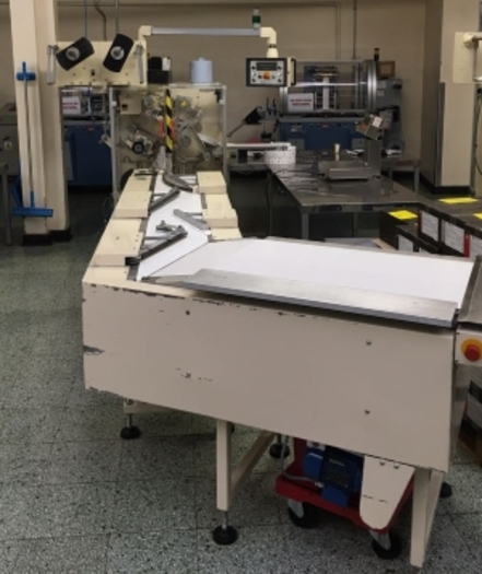 MC Automation CHOCOLATE NEAPOLITAN WRAPPING MACHINE