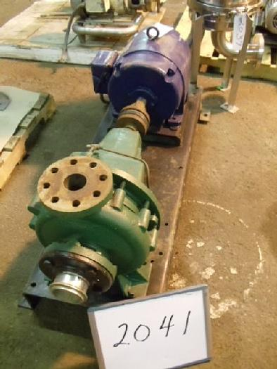 Used Ingersoll-Rand Ingersoll - Rand 3'' x 1 1/2'' Centrifugal Pump #2041