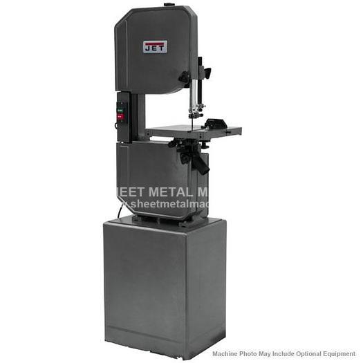 JET J-8203K Metal/Wood Vertical Bandsaw 414504C