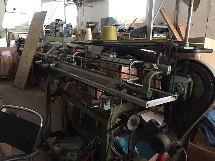 Gebraucht Handstrickmaschine  DIAMANT  DX E12/100 mit Antrieb