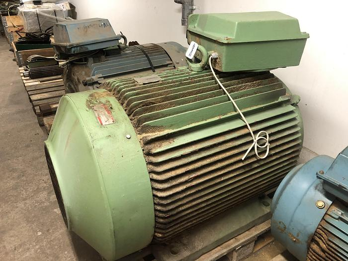 Used 200 kW, ABB Motors, Electric motor