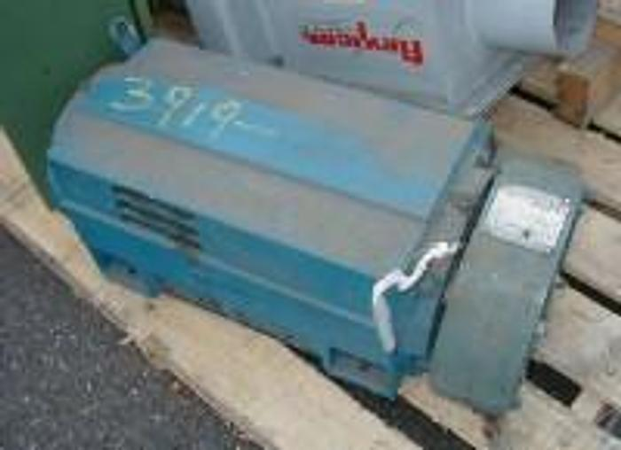 Used 1.5 HP Dynamatic AC motor with clutch and brake.