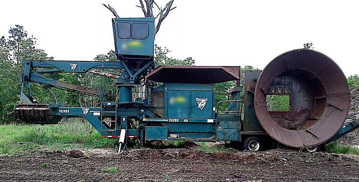 Used 2002 VERMEER TG525L