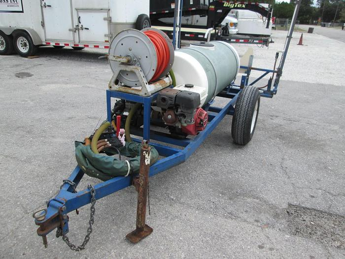 Hydro Sprayer120 Gallon Field Sprayer With 15' Of Boom