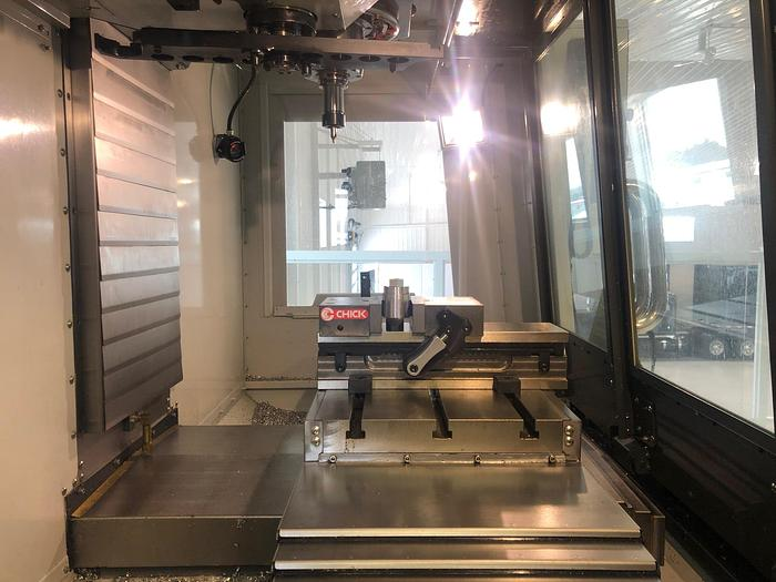 """30""""X, 16""""Y, 20""""Z, HAAS, 2014, VF-2SS, CNC VERTICAL MACHINING CENTER, W/ 4TH AXIS ROTARY TABLE"""