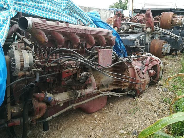 1995 RENAULT Magnum 385 engine and gearbox