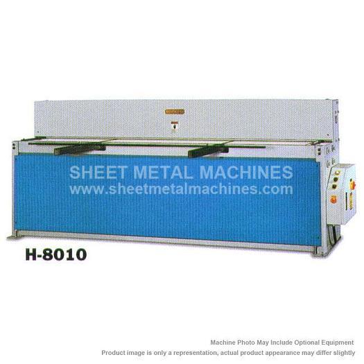 BIRMINGHAM Deluxe Hydraulic Shear H-8010