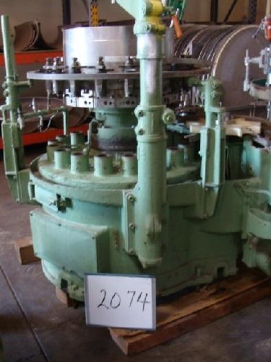 FMC Model PVS 118 Pre-Vacuumizing Filler