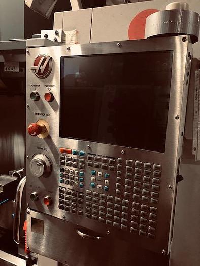 2012 Haas VF-4 (Vertical Machining Center)