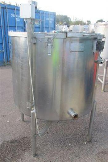 Used 750 Litre Stainless Steel Tank