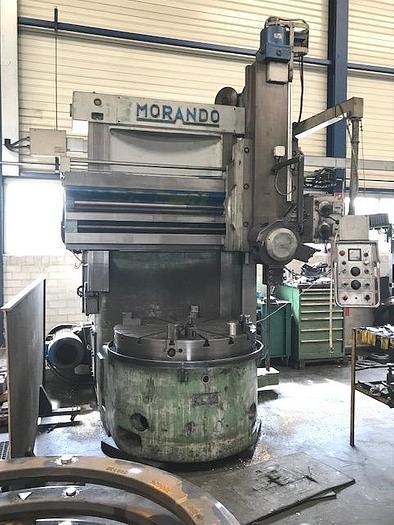 Gebraucht 2021 CNC Karusseldrehmaschine mit FANUC
