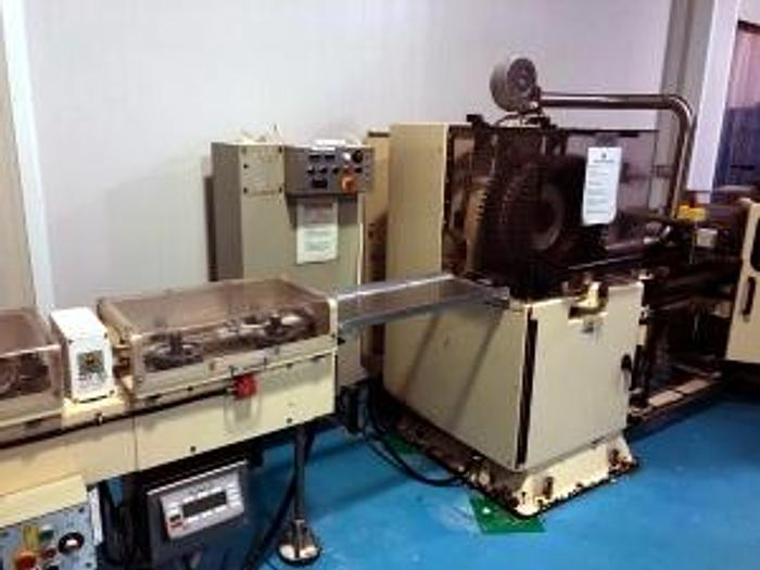Used Rose Forgrove PLASWRAP TOFFEE CANDY FORMING & WRAPPING LINE