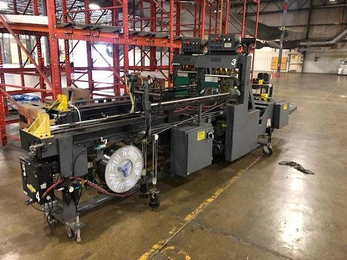 Used 2003 PGE Model 200 Stackers w/ inline strapping