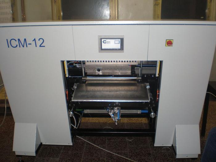 2016 Czech machines Index cutting machine ICM - 12