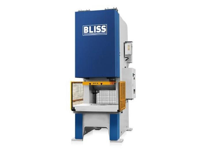 137 ton Bliss Gap Frame Mechanical Press (NEW)