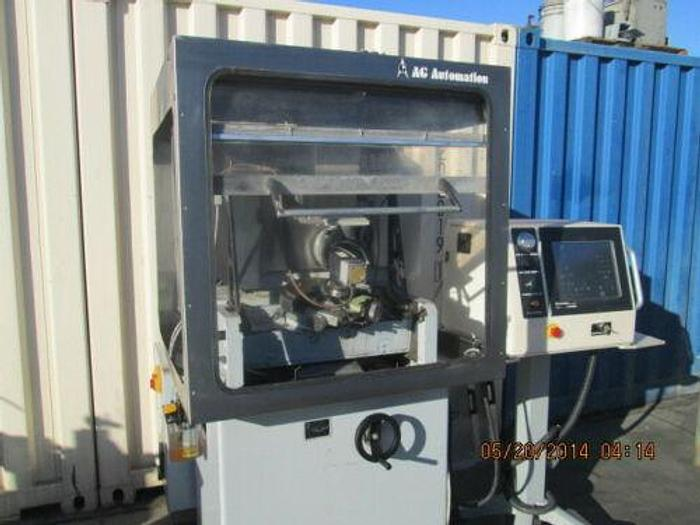 EG AUTOMATION CNC TOOL AND CUTTER GRINDER