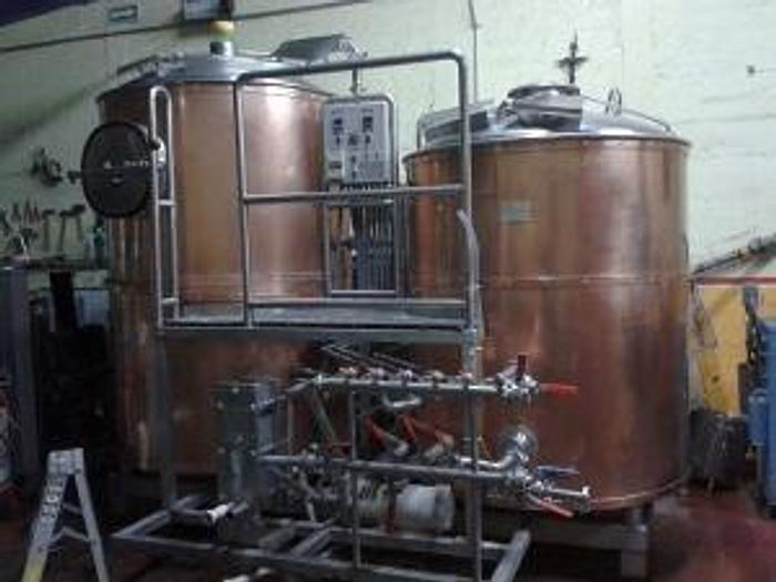 7 bbl Pub Brewery