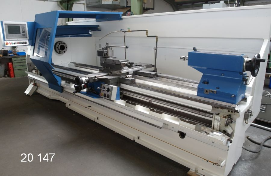 #20147 - BOEHRINGER VDF DUS 800 / Heidenhain Manual Plus