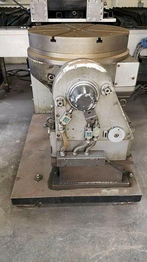 "Used International Machine Multi Axis 24"" CNC Rotary Table Gimble"