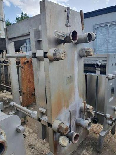 Used Alfa Laval AM10-RCF Plate Heat Exchanger
