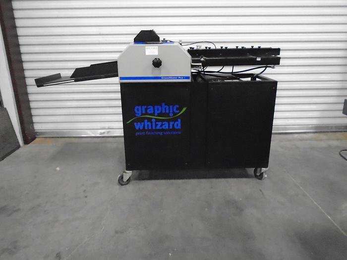 Used Graphic Whizard CM Plus