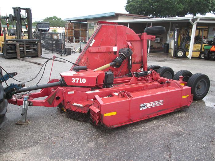 Used BushHog 3710 Single Batwing 10' Mower