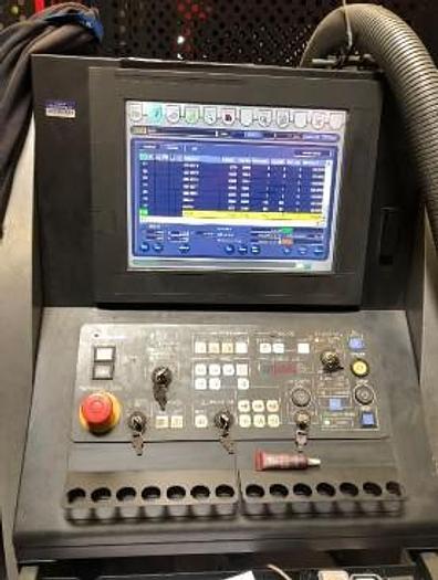2013 2000 Watt Amada FLCAJ 3015 Fiber Laser