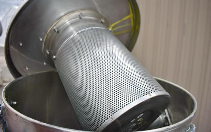USED NILFISK EXP1-75A EXPLOSION PROOF STAINLESS STEEL INDUSTRIAL VACUUM CLEANER