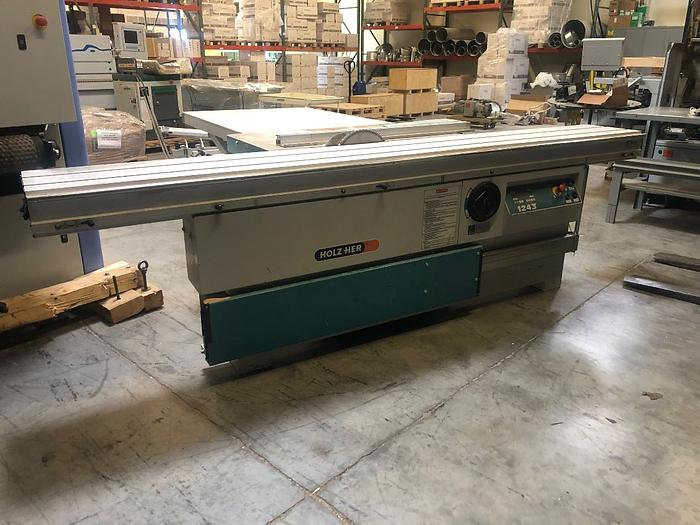 Holzher Holzher Model 1243 Sliding Panel Saw