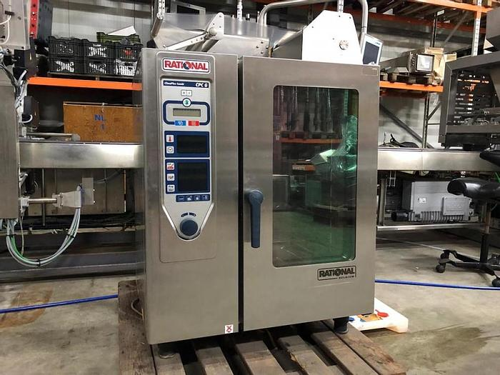 Used Rational steamer