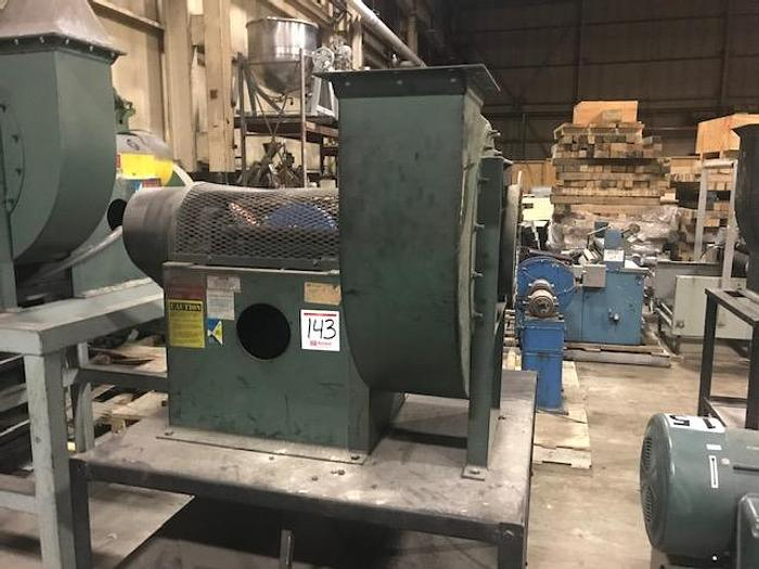 Used NY BLOWER SERIES 30 GI FAN SIZE 194RD 3540 RPM