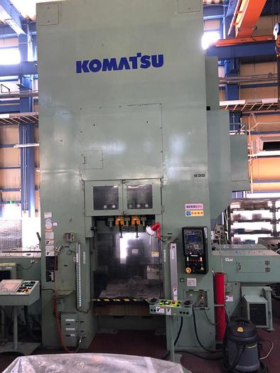 Used Press Cold Extrusion L2CT630