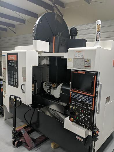 2011 Mazak VCN 510C-II 5X